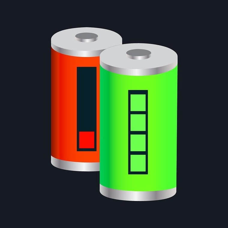 lithium battery charge